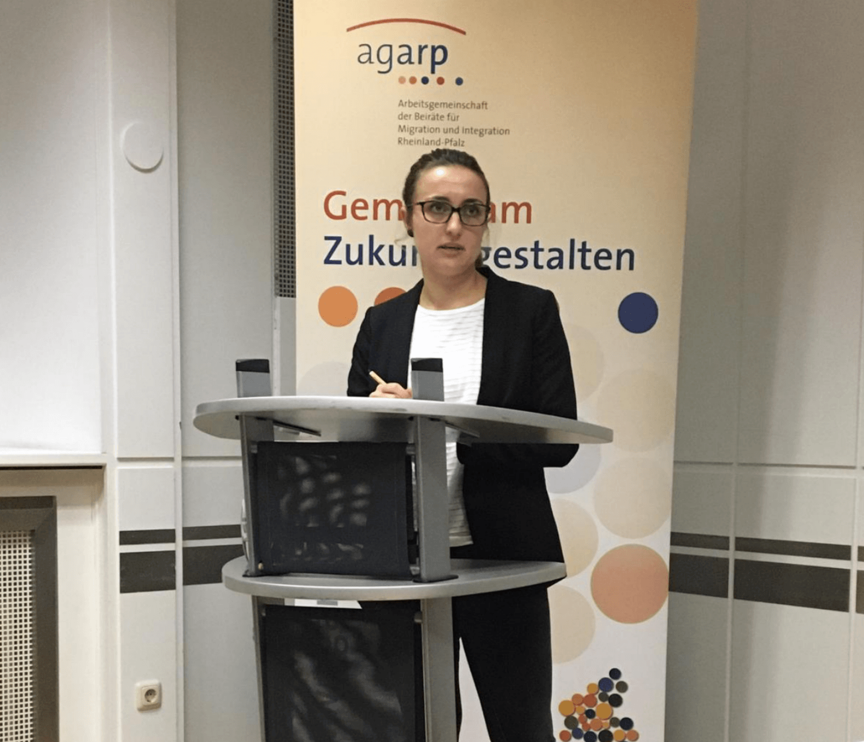 """Podiumsveranstaltung von BZI und AGARP """"Prozessende im NSU-Fall: (K)ein Ende mit offenen Fragen - wie soll es weitergehen?"""""""