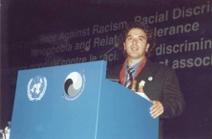 3. Weltkonferenz gegen Rassismus der UNO in Südafrika