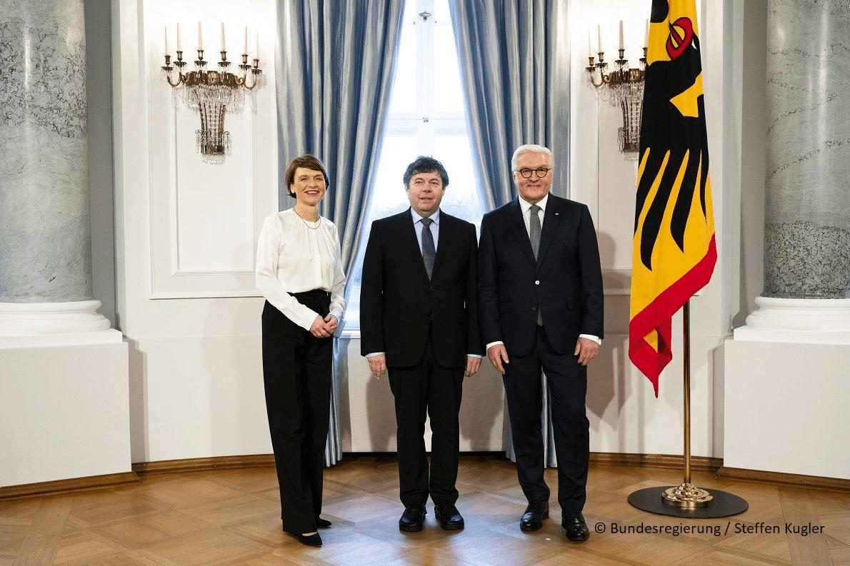 Neujahrsempfang des Bundespräsidenten Frank Steinmeier