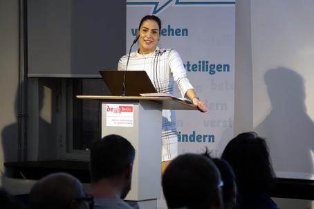 """""""Wer repräsentiert wen? Partizipation gestalten. Die Zukunft der Integrationsbeiräte in Berlin"""""""