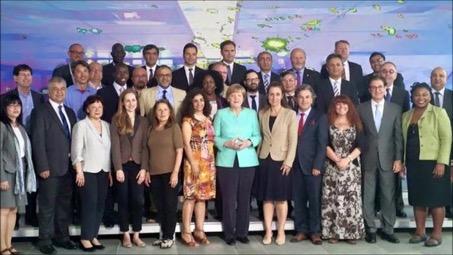 """6. Integrationsgipfel der Bundesregierung """"Chancen zur Teilhabe verbessern"""""""