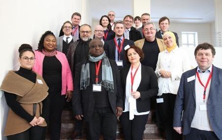 """Auftaktveranstaltung """"Strukturförderung von Migrantenorganisationen"""""""