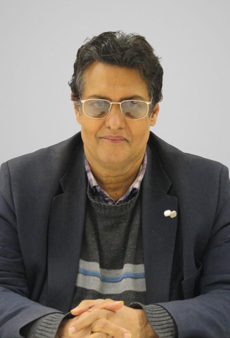 Prof. Dr. Hussein Jinah