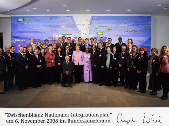 3. Integrationsgipfel im Bundeskanzleramt
