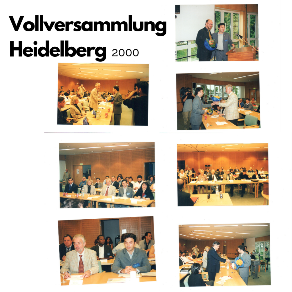 Vollversammlung Heidelberg